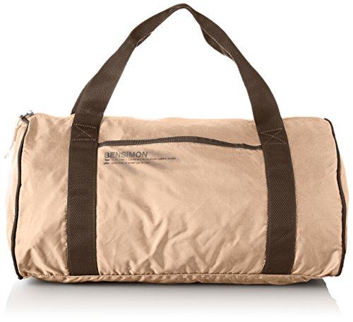 Bensimon Damen Color Bag Bowling Tasche, Beige, 21.5x22x45 centimeters