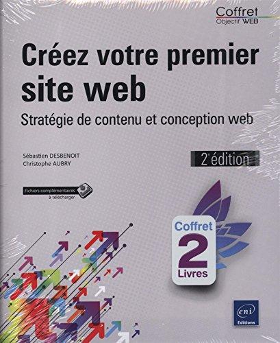 Créez votre premier site web - Stratégie de contenu et conception web (2e édition)