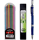 Baile Mechanical Pencil with 5 Black Lea...
