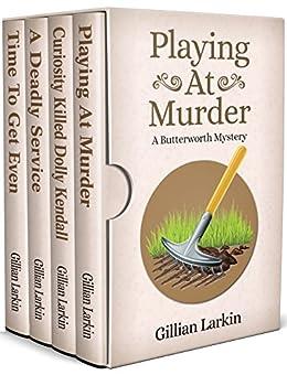 Butterworth Mysteries - Box Set 1 by [Larkin, Gillian]
