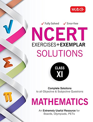 NCERT Exercises + Exemplar Solutions Mathematics - Class 11