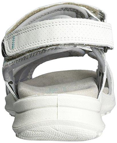 Legero 000732, Sandali con cinturino Donna Bianco (White 50)
