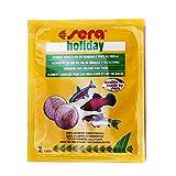 #9: Goofy Tails- Sera Holiday Aquarium Fish Food (2 Tablets)