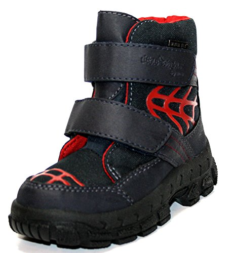 Little Wingels by Niki Water Tex 72.3013.2500 Kinder Jungen Stiefeletten Blau