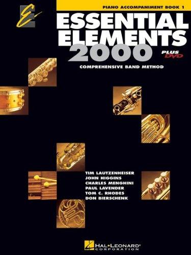 ESSENTIAL ELEMENTS 2000 BD 1 - arrangiert für Klavier [Noten / Sheetmusic]