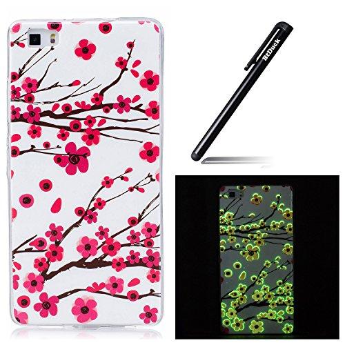 btduck-coque-de-protection-housse-etui-pour-huawei-p8-lite-flip-case-cover-lumineux-prune-fleur-moti