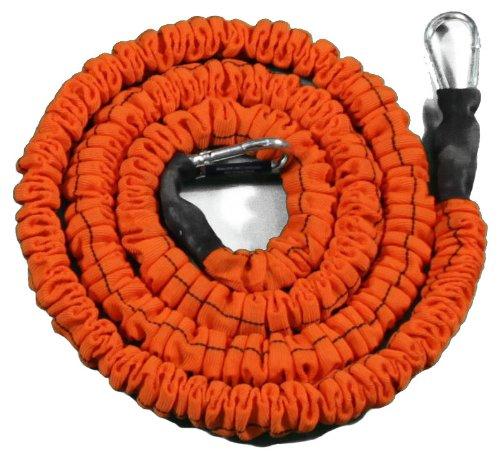 Stroops MMA Erwachsene 1, 22m w/Clips Super Heavy (22, 7kg) Stroops Slastix, orange One Size