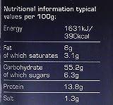 Yutaka Wasabi Peas 2 kg (Pack of 1)