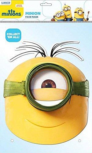Close Up Despicable Me Party-Maske Minion Au -