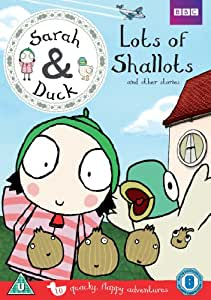 Sarah & Duck - Lots of Shallots and Other Stories [DVD]