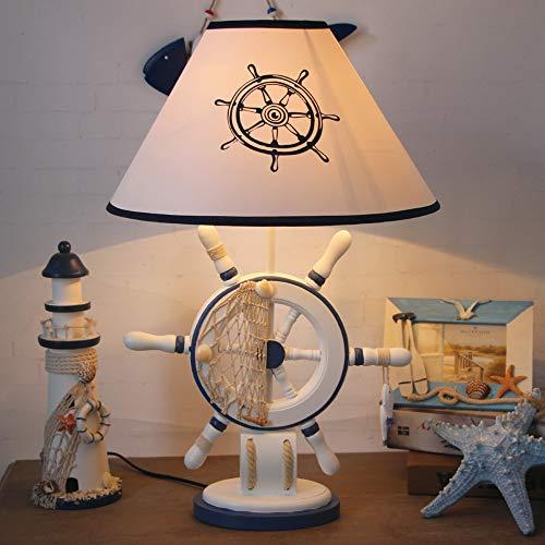 Led augenschutz tischlampe nachtlicht schreibtisch schlafzimmer lernlampen weiß lenkrad + muster dimmschalter
