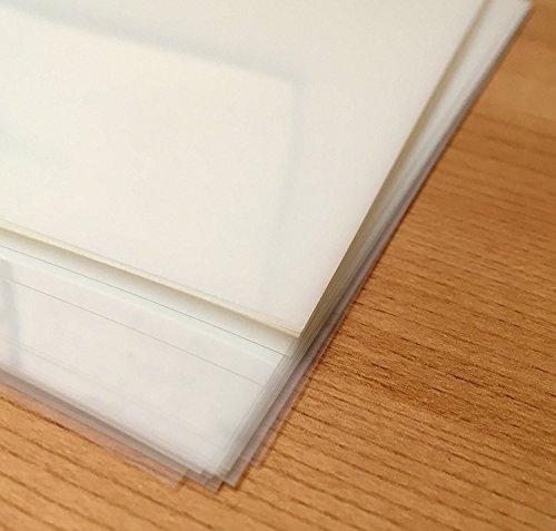 PPD A4 A getto dinchiostro OHP pellicola trasparente di 10 fogli