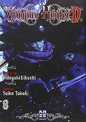 Vampire Hunter D Vol.8