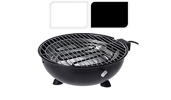 Severin Pg 2791 Barbecue Elektrogrill Schwarz : Tisch grill elektrisch rund weiß barbecue elektrogrill: amazon