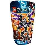 LEGO Legends of Chima - Figurine d'action - 70205 - Jeu de Construction - Chi Razar