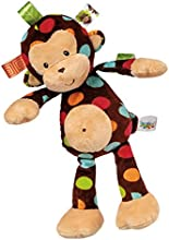 Taggies - Dazzle Dots Monkey - Juguete suave del bebé