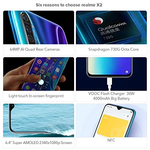 Zoom IMG-2 realme x2 smartphone cellulari 6
