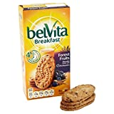 Belvita Forest Fruit Frühstück Biscuit 6 x 50g
