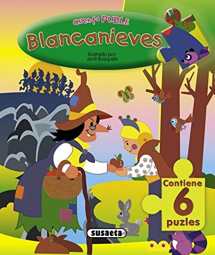 Blancanieves (S0690002) (Cuento Puzle) por Equipo Susaeta