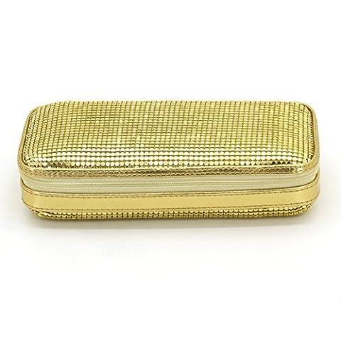 friedrich|23Flash Ladies Jewellery Box Jewellery Case Gold