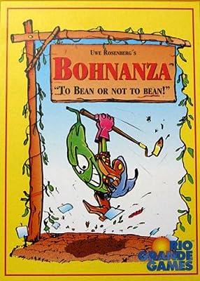 Rio Grande Games Bohnanza Card Game from Rio Grande Games