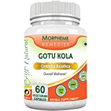 Morpheme Remedies Gotu Kola Extract 500mg (60 Veg Capsules)