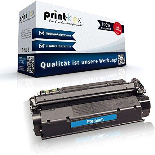 3 X Hp Laserjet (Print-Klex Kompatible Tonerkartusche für HP LaserJet 1300 LaserJet 1300N LaserJet 1300T LaserJet 1300XI Q 2613A Q 2613X HP-13A HP-13X HP 13A HP 13X)