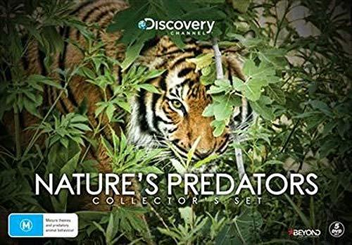 Nature's Predators - 5-DVD Collector's Box Set ( MAN, CHEETAH, WILD / NATURE'S DEADLIEST / INTO THE LION'S DEN / THE PREDATORS' PREY ) [ Australische Import ]