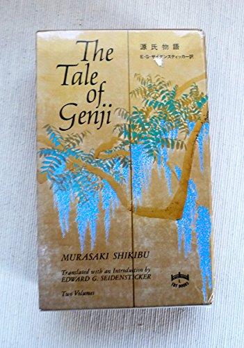 Tale of Genji 2VOL par Murasaki Shikibu