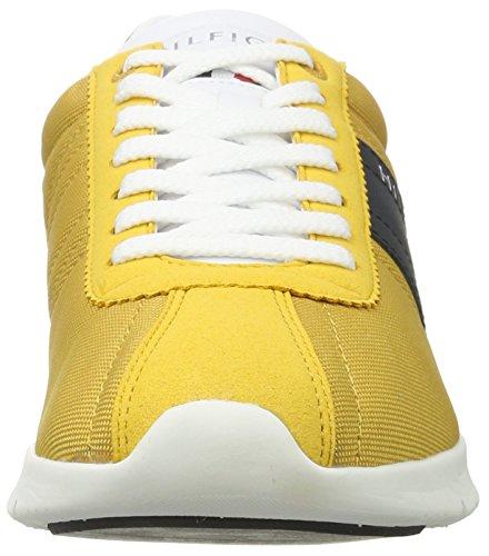 Tommy Hilfiger Herren T2285obias 9c Low-Top Gelb (Honey Gold 800)