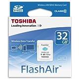 Toshiba INSDH32G10-WIFI-TOSH Carte mémoire SDHC Classe 10 32 Go