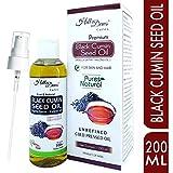 Best Black Seed Oils - HillDews Black Seed Oil   Kalonji Oil   Review