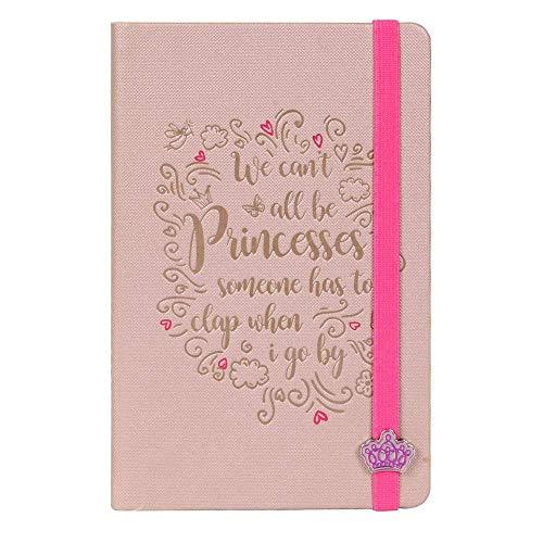 Peachy Blush Tagebuch-Notizbuch für Mädchen, Geschenke für Mädchen, Größe A5, liniert Seiten, 80 Gramm pro Quadratmeter, 200 Seiten