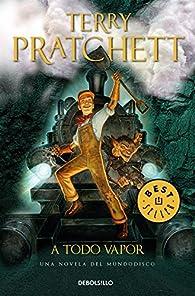 A Todo Vapor par Terry Pratchett