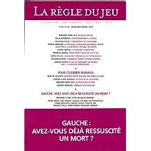 La règle du jeu nº36 (Revue La Règle du Jeu)