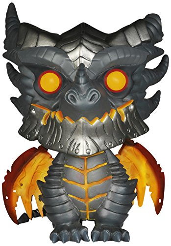 Funko Pop! - Vinyl: Games: Wow: 6' Deathwing,, OneSize (4011)