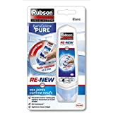 Rubson Mastic Sanitaires Bain & Cuisine Pure/ Re-New - Tube de 100 ml - Blanc