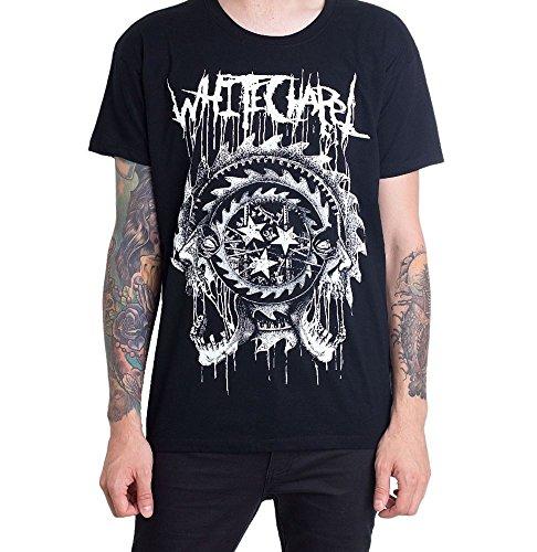 Whitechapel Jaws - T-Shirt-Medium Whitechapel T-shirts