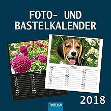 Foto- und Bastelkalender medium 2018