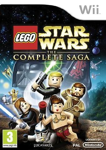 Lego Star Wars - The Complete Saga [import anglais]