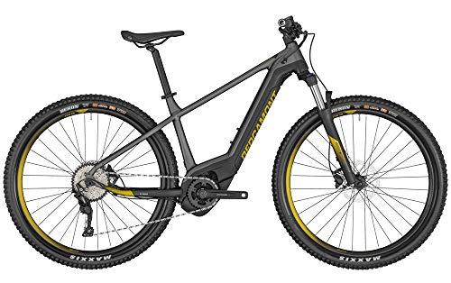 Bergamont E-Revox Sport 2020 MTB E-Bike mit neuem Bosch Motor, Farbe:anthrazitgrau, Rahmengröße:L