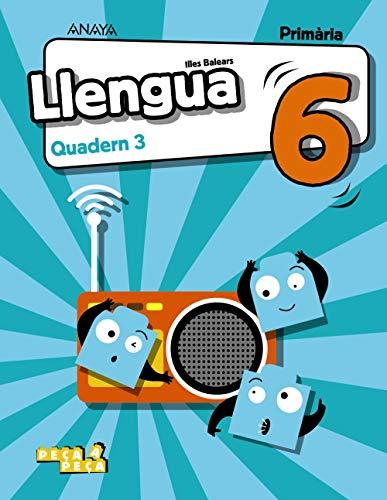 Llengua 6. Quadern 3. (Peça a peça)