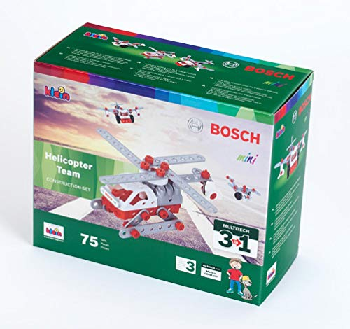 Theo Klein- 8791 Bosch 3 In 1 Set De Construcción,...