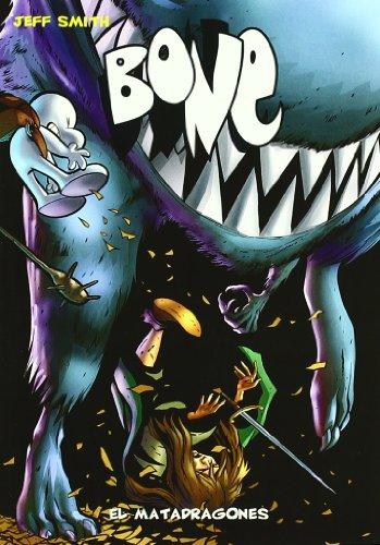 Bone 4 El Matadragones - Bol por JEFF SMITH