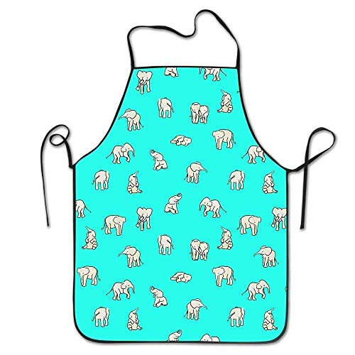 ns Women's Funny Creative Print Cooking Aprons ()