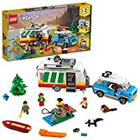 LEGO® Creator 3'ü 1 Arada Karavan Aile Tatili 31108 Yapım Seti (766 Parça)