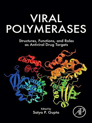 Viral Polymerases: Structures, Functions and Roles as Antiviral Drug Targets (English Edition) eBook: Satya Prakash Gupta: Amazon.es: Tienda Kindle