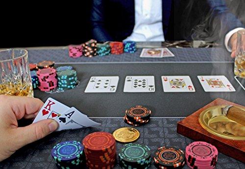 2x-wasserfeste-Designer-Profi-Plastik-Pokerkarten-von-Bullets-Playing-Cards-mit-zwei-Eckzeichen-Deluxe-Kartenspiele-mit-Jumbo-Index-Profi-Premium-Spielkarten-fr-Texas-Holdem-Poker