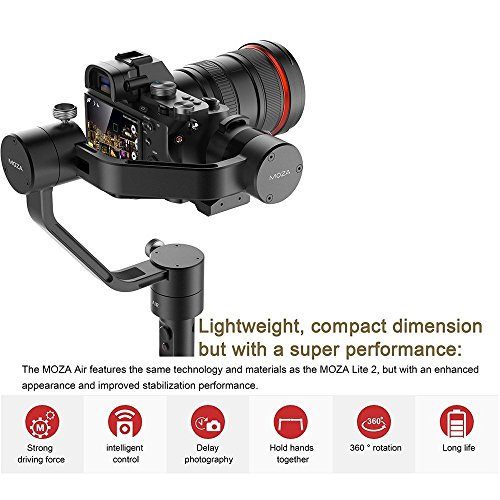 MOZA Air Gimbal - 3