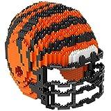 Cincinnati Bengals NFL Football Team 3D BRXLZ Helm Helmet Puzzle …